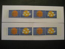 Griechenland- 2 Markenheftchen Mit Europamarken 1995** Postfrisch - Markenheftchen