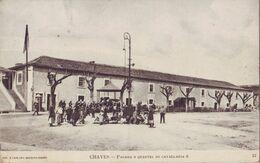 7443  Vila Real  Chaves Parada E Quartel De Cavallaria 6 - Vila Real
