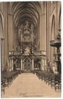 Bruges - Intérieur De La Catéhdrale - Brugge