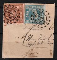 Bayern 2, 4 Auf Briefstück - Bayern (Baviera)