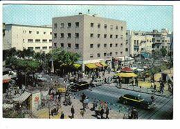 Israël - TEL AVIV - Allenby - Corner Rothschild Blv - Israel