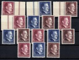 Generalgouvernement 89/91 (5x) ** - Ocupación 1938 – 45