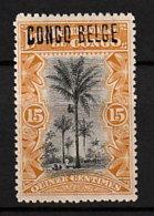Belgisch-Kongo Kolonie 3 * - 1894-1923 Mols: Nuevos