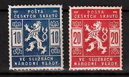 Tschechoslawakei I/II * - Ungebraucht
