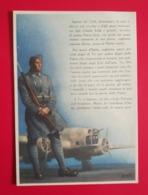 BOCCASILE - CARTOLINA DELLA SERIE LE PREGHIERE - L'AVIATORE. - War 1939-45