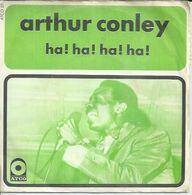 """45 Tours SP - ARTHUR CONLEY  - ATCO 57  """" HA ! HA ! HA ! HA !  """" + 1 - Vinyl Records"""