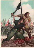 BOCCASILE - Franchigia Militare - LA DISPERATA - NON VIAGGIATA - Guerra 1939-45