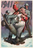 BOCCASILE - 1941 - P.N.F. - O.N.D. - NON VIAGGIATA - Guerra 1939-45