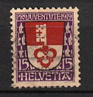 Schweiz 151 O - Used Stamps