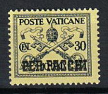 Vatikan Pa 5 * - Parcel Post
