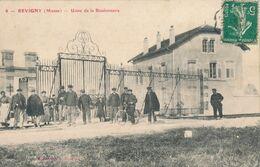 55) REVIGNY-SUR-ORNAIN : Usine De La Boulonnerie (1911) RARE !! - Revigny Sur Ornain
