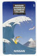 TELECARTE JAPON SURF - Sport