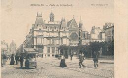 BELGIQUE : Bruxelles - Porte De Schaerbaek (marchand Ambulant) - Schaerbeek - Schaarbeek