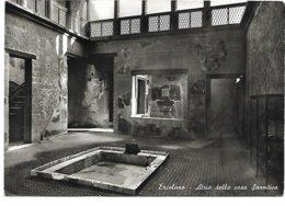 L50C_167 - CPM - Ercolano - Atrio Della Casa Sannitica - Ercolano