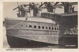 Dornier Vliegschip D0 X KLM Foto - 1919-1938: Between Wars