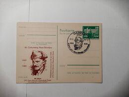 DDR Postkarte 1980 - [6] République Démocratique
