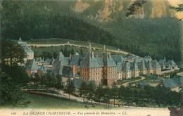 CPA La Grande Chartreuse-Vue Générale Du Monastère        L3128 - Chartreuse