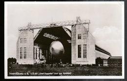 Deutsches Reich Zeppelinkarte - Usados
