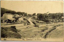 C. P. A. : 83 FABREGAS : Vue Générale - Other Municipalities