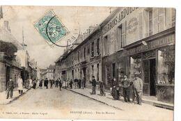 BRAISNE (Aisne) - Rue Du Martroy - Francia