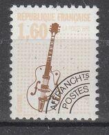 France Préo Instruments De Musique (1992) Y/T N° 213A Neuf ** - 1989-....