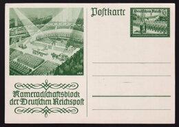 Deutsches Reich Ganzsache ** - Nuevos