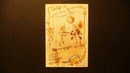 Liebig Sang. Nr. 441 Image Du Série Le Petit Monde Du Cirque - Liebig