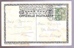 Österreich Ganzsache O - Used Stamps