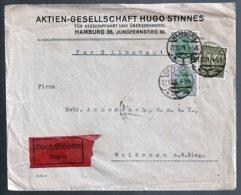 Deutsches Reich Beleg - Duitsland