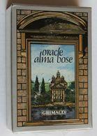 Jeu De Tarot Divinatoire Oracle Alma Bose Cartomancie Voyance Grimaud 1982 Neuf Sous Plastique - Tarots