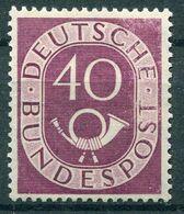 Bund - Michel 133 Pfr.** - Unused Stamps