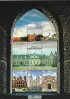 Belg. 2020 - Abbayes Et Monastères ** (Chevetogne, Postel, Zevenkerken, Maredsous, Westmalle) - Unused Stamps