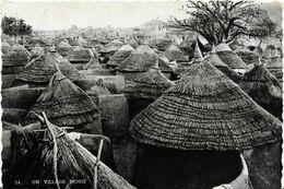 ~   JP  ~     B ~ F   ~    Village  MOSSI   ~ - Burkina Faso