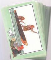 """SERIE 59 CHROMOS """"TINTIN""""- Série La MARINE- N° 1 à 60-Manque N°59-VOIR Et SAVOIR Par Hergé-Collection Du Chèque TINTIN- - Autres"""