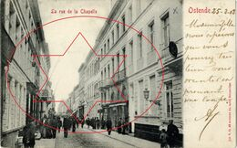 Kapellestraat - Rue De La Chapelle.....Oostende - Ostende - Ostend (DOOS 5) - Oostende