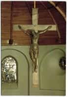 Erquelinnes - Eglise St Georges - Christ Du XIIIe S. - Erquelinnes