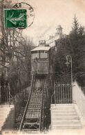 Carte Postale Ancienne - Circulé - Dép. 64 - PAU - Le Funiculaire - Pau