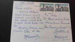 Postal - 1931-Aujourd'hui: II. République - ....Juan Carlos I