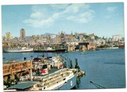 Genova - Scorcio Panoramico Del Porto - Genova