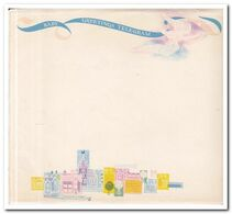 1966 ??, Baby Greetings Telegram, Unused - Stamped Stationery, Airletters & Aerogrammes