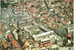 Boulogne Sur Mer - Vue Aérienne (carte Double 30cmx10.5cm) Hospices - Boulogne Sur Mer
