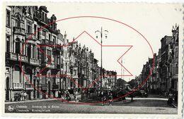 Koninginnelaan - Avenue De La Reine.....Oostende - Ostende - Ostend (DOOS 5) - Oostende