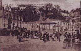 7463  Castelo Branco Covilhã Praça Do Município - Castelo Branco
