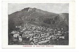 Panorama Di Gratteri (Palermo). - Palermo