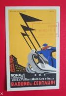 MANCIOLI - ROMA 1933 - RADUNO DEI CENTAURI- PNF. - Other Illustrators