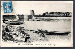 Vildé La Marine: Le Pont De Vildé - Sonstige Gemeinden