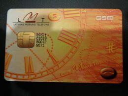 Latvia GSM/SIM Card ( MINT ) - Latvia