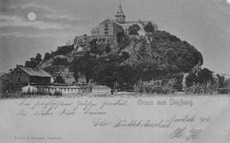 CPA Gruss Aus Almagne Gruss Aus Siegburg Kirche   M 4582 - Gruss Aus.../ Grüsse Aus...