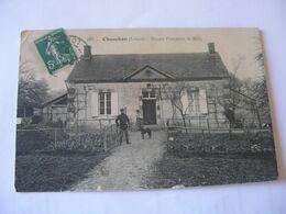 CHAMBON Maison Forestiere De RILLY - Autres Communes