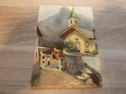 COURMAYEUR - CHAPELLE - - Aosta